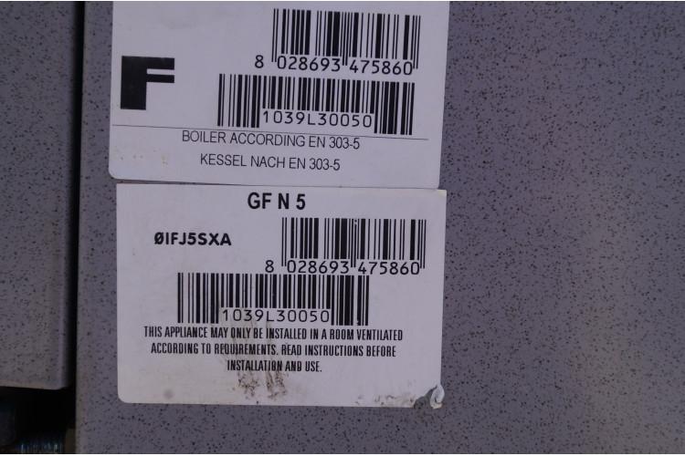 GFN PELLET 5 - Peletový kotel Ferroli