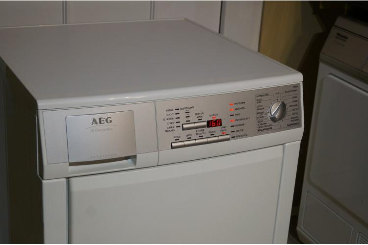 Sušička AEG 59800, tepelné čerpadlo = A =